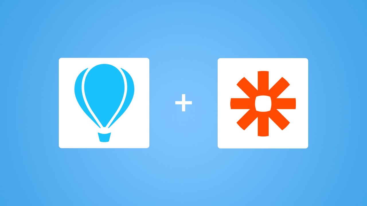 10,000ft icon plus Zapier icon