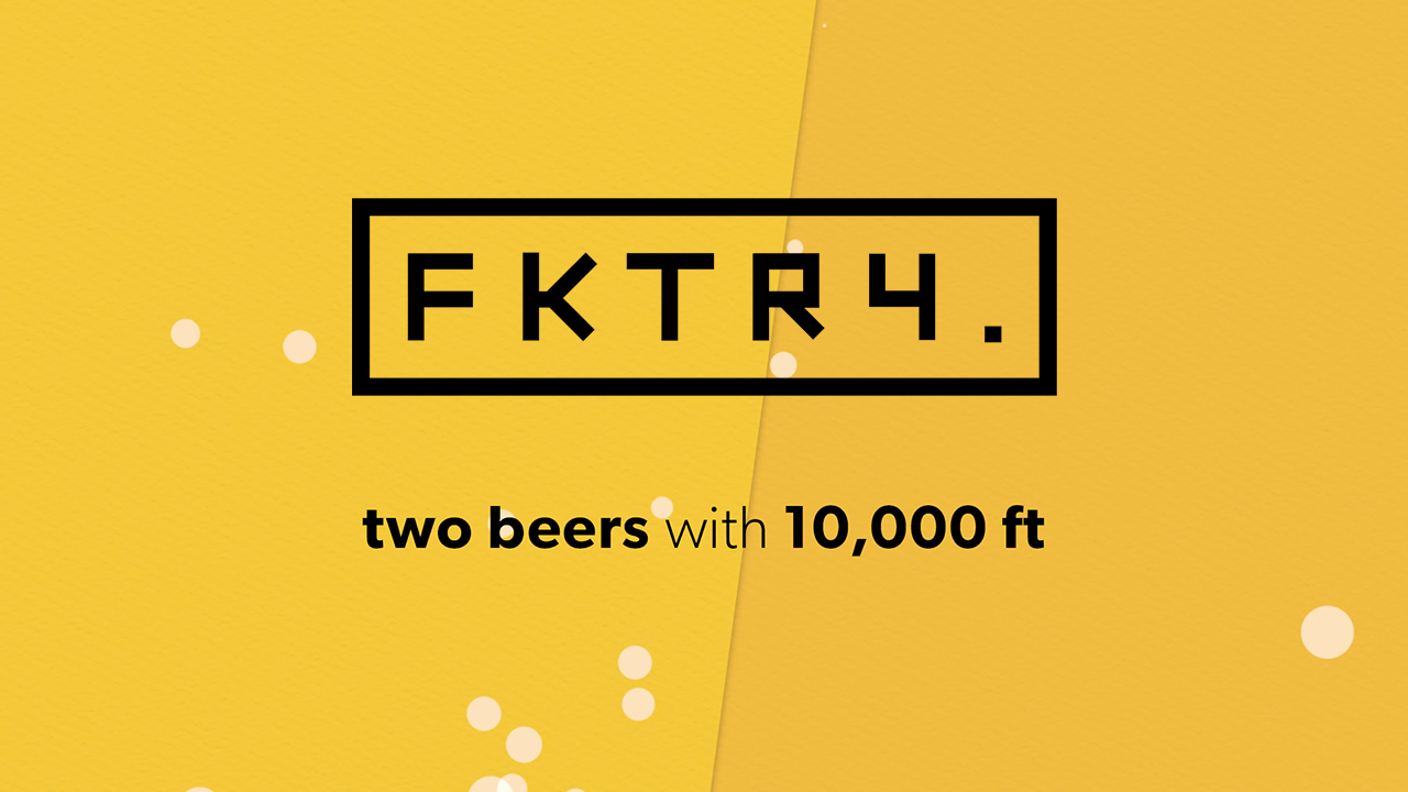 FKTR4 interview with 10,000ft