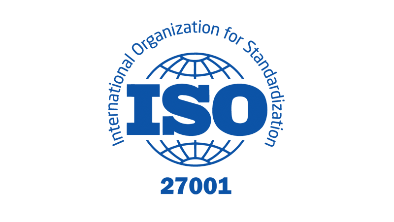 International organization for standardization ISO logo